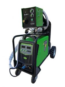 دستگاه جوش اينورترميگ و الكترود MIG400IT