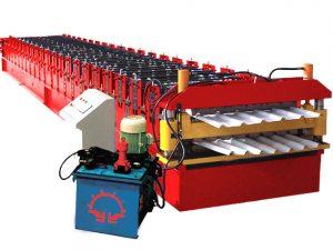 دستگاه رول فورمینگ ساخت شرکت ماشین آلات صنعتی پارسین
