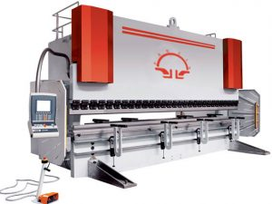 پرس برک (خم کن ) ساخت شرکت ماشین آلات صنعتی پارسین