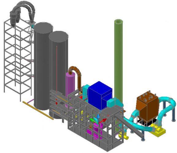خطوط تولید ماشین آلات صنعتی ، تولیدی و خاص گروه صنعتی رادیان پارس