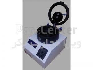 دستگاه لایه نشان چرخشی مدل vCOAT4 - HI ساخت شرکت ویرا تجارت بکر