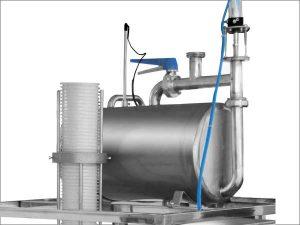 پرکن لیوانی مخصوص لبنیات (تک نازل) ساخت ماشین سازی توان صنعت