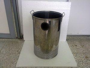جاروبرقی صنعتی سه موتوره ویژه تراشکاری ساخت شرکت تولیدی و صنعتی آذر جارو