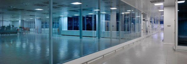 سیستم اتاق تمیز(Clean Room) ساخت شرکت صنایع تهویه پارس سعید
